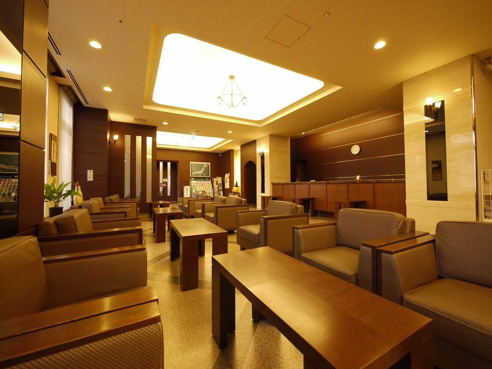 ホテルルートイン東室蘭駅前 / 朝食付き