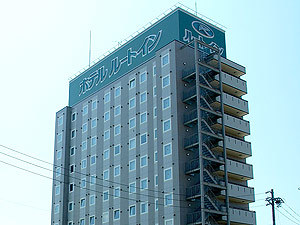 ホテルルートイン恵那 / シングル