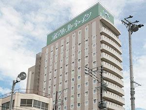 ホテルルートインいわき駅前 / 喫煙ダブル