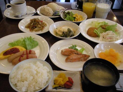 ホテルルートイン一関インター / 朝食付きプラン