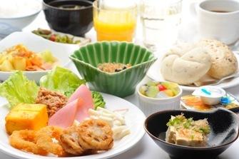 ホテルルートイン能代 / 朝食付き