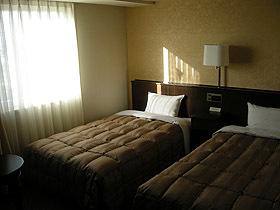 ホテルルートイン太田南-国道407号- / 喫煙ツインルーム