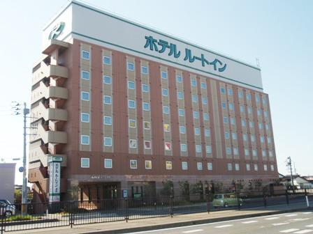 ホテルルートイン酒田 / セミダブル喫煙