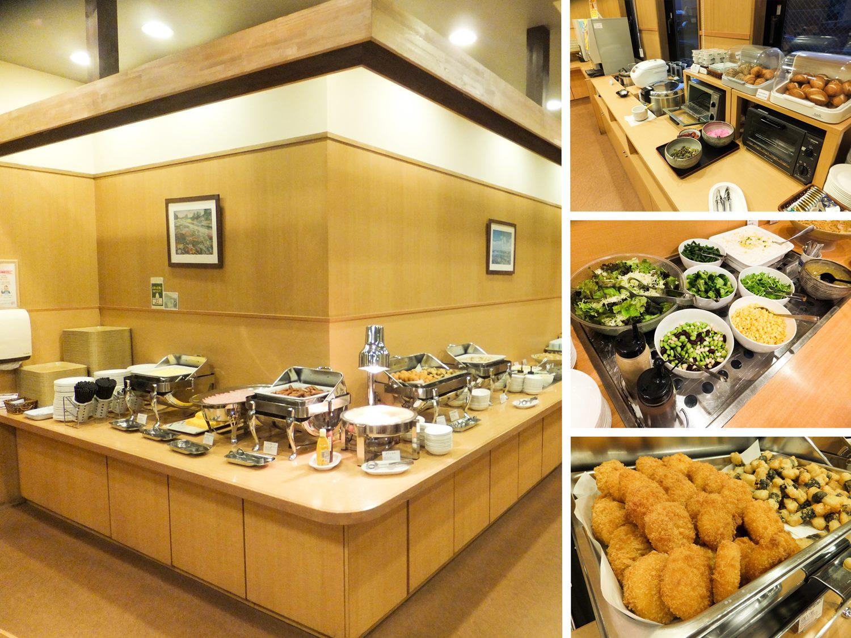 ホテルルートイン豊川インター / 朝食付き