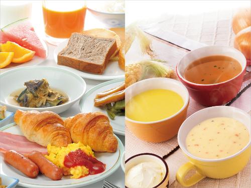 ルートイングランティア伊賀上野 和蔵の宿 / ☆栄養満点バイキング朝食付きプラン♪