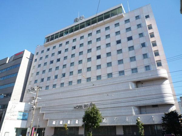 ホテルリソル函館 【スペシャルプライス】JR函館駅より徒歩3分★観光・ビジネスにもオススメ!