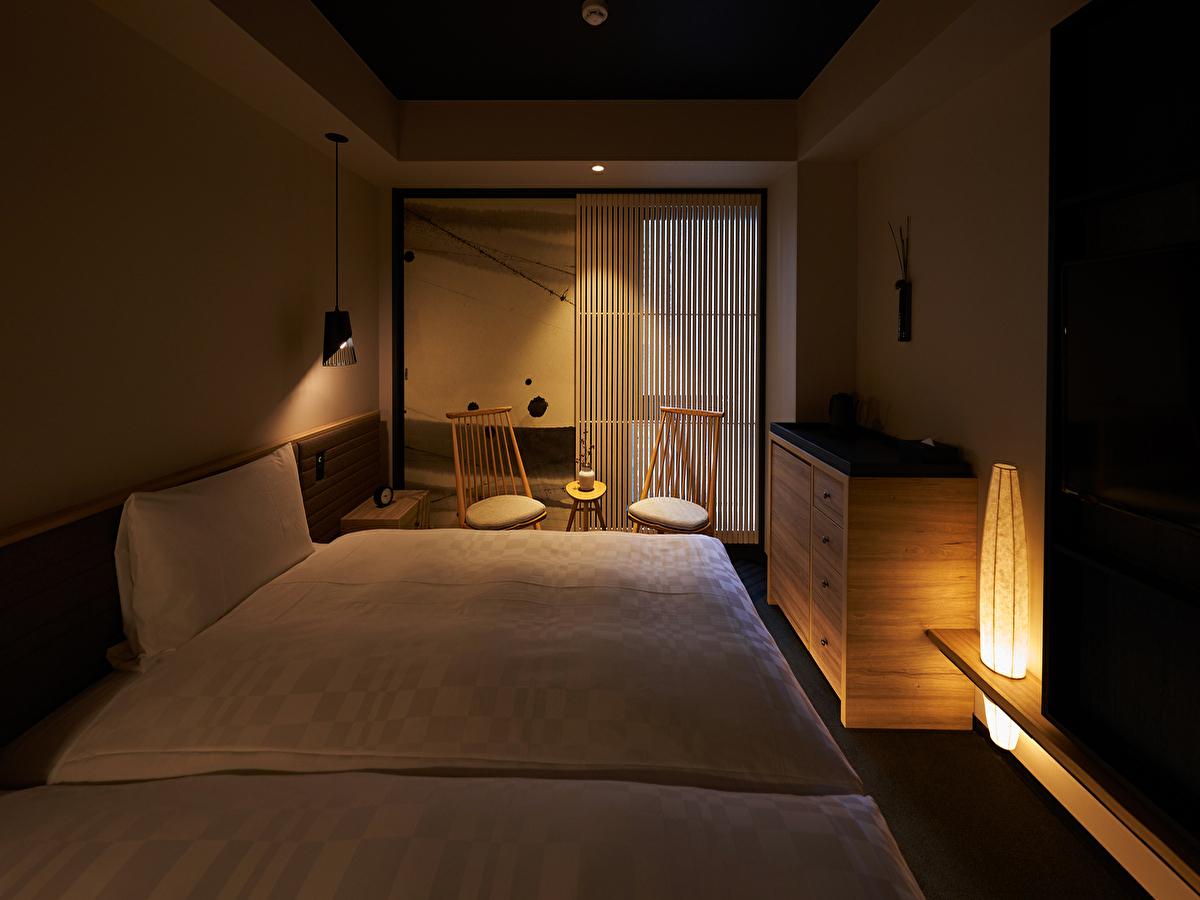 ホテルリソルトリニティ大阪 / 【喫煙室】ハリウッドツイン
