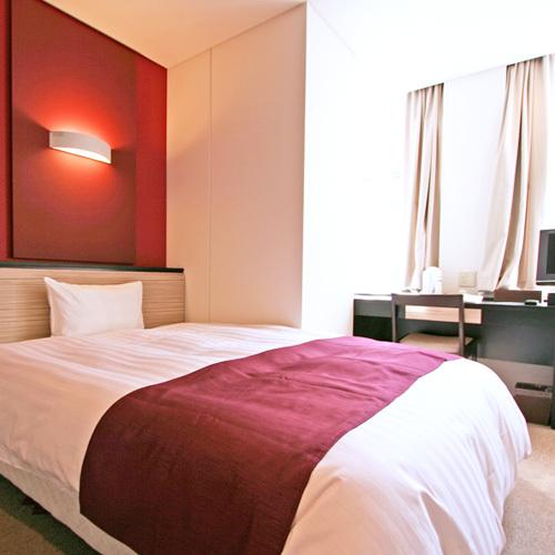 ホテルアベスト姫路 / ◆喫煙ゆったり広々シングル(ベッド幅140cm)