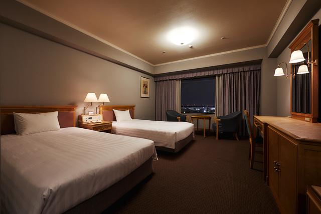 ホテル アゴーラ リージェンシー 大阪堺 / スタンダードツイン 33平米(禁煙)