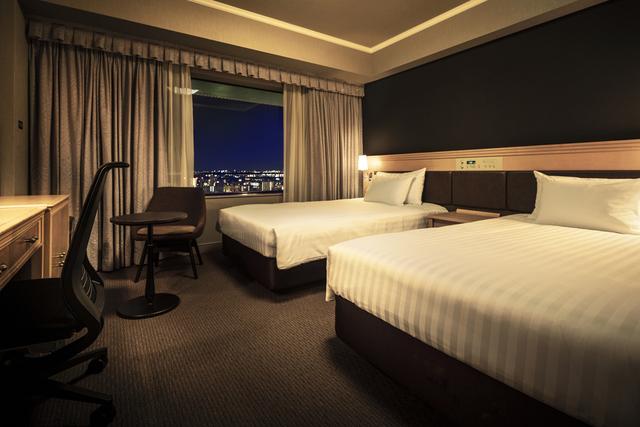 ホテル アゴーラ リージェンシー 大阪堺 / エグゼクティブツイン25平米