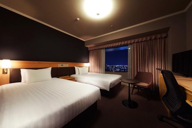 ホテル アゴーラ リージェンシー 大阪堺 /  エグゼクティブツインルーム33平米