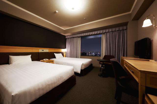 ホテル アゴーラ リージェンシー 大阪堺 / スタンダードツイン25平米(喫煙)