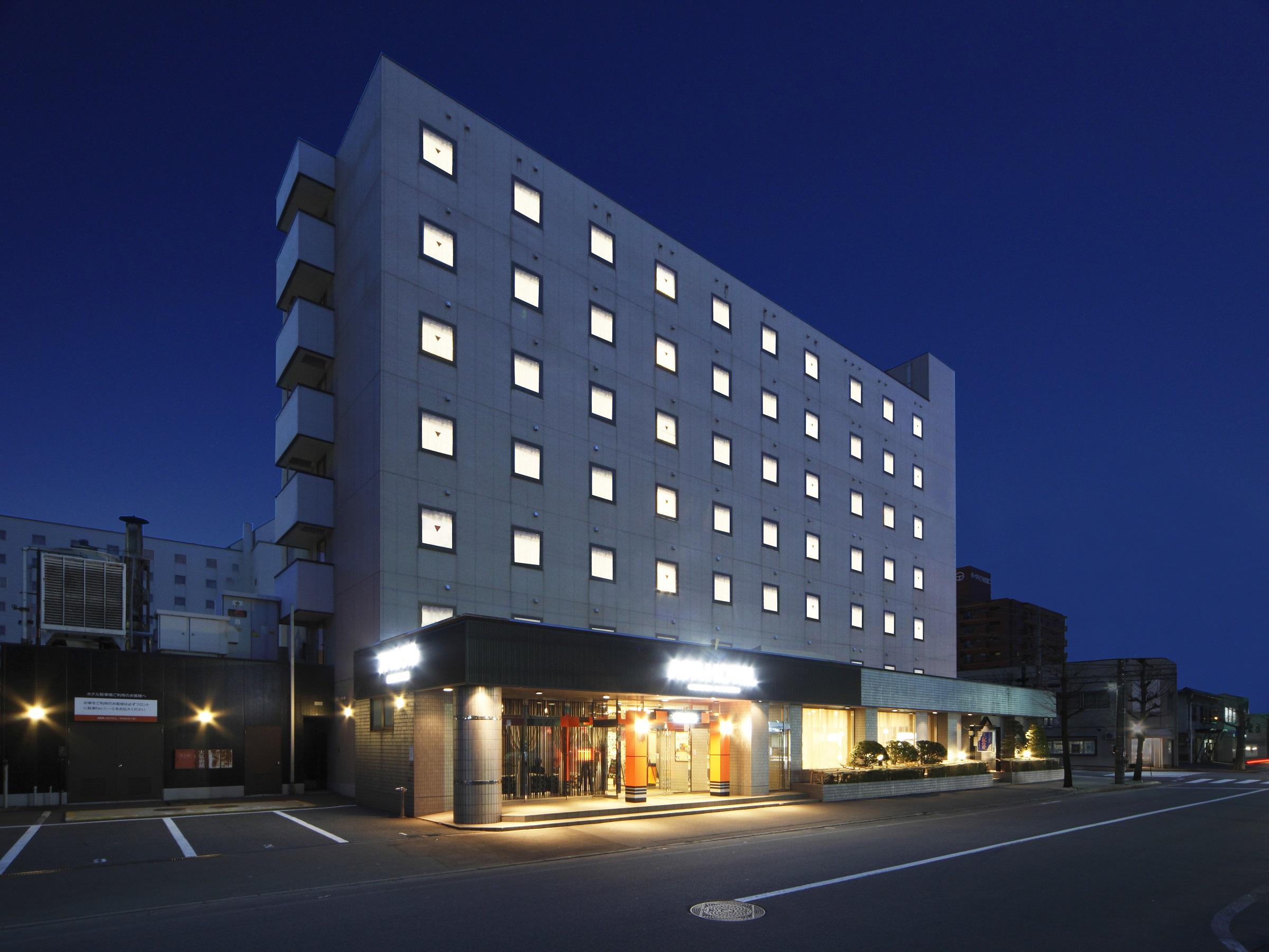 アパホテル<青森駅県庁通> / 【朝食バイキング付】 和洋30種類の朝食バイキング付プラン