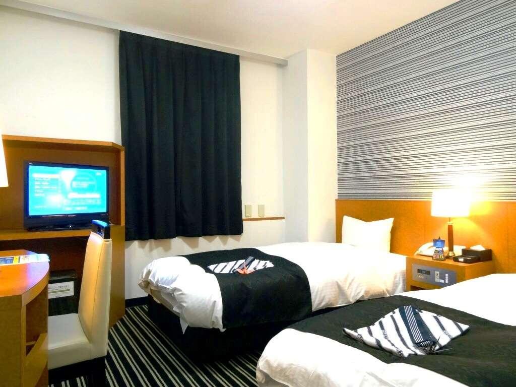 アパホテル<浜松駅南> / ■ 喫煙可 ■ スタンダードツイン