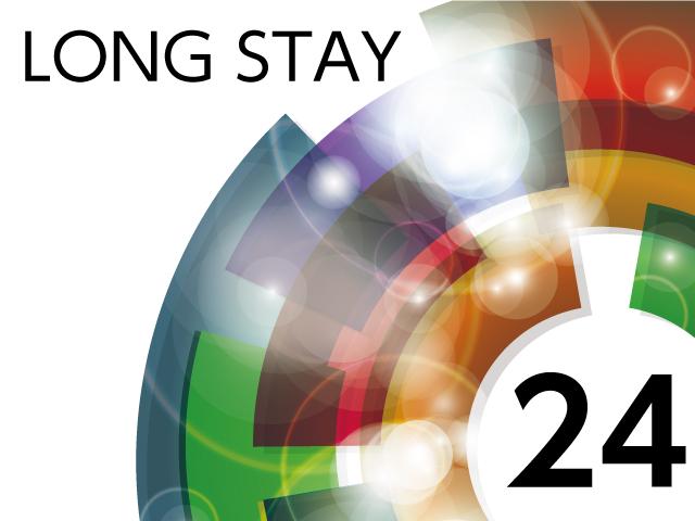アパホテル<彦根南> / 【ロングステイ24最大24時間】wifi&有線LAN無料!駐車場増設60台完備!
