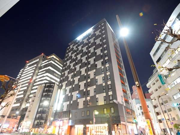 アパホテル<蒲田駅東> / □ 禁煙室 □ダブル