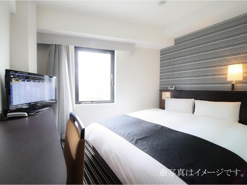アパホテル<TKP日暮里駅前> / ダブル 禁煙室