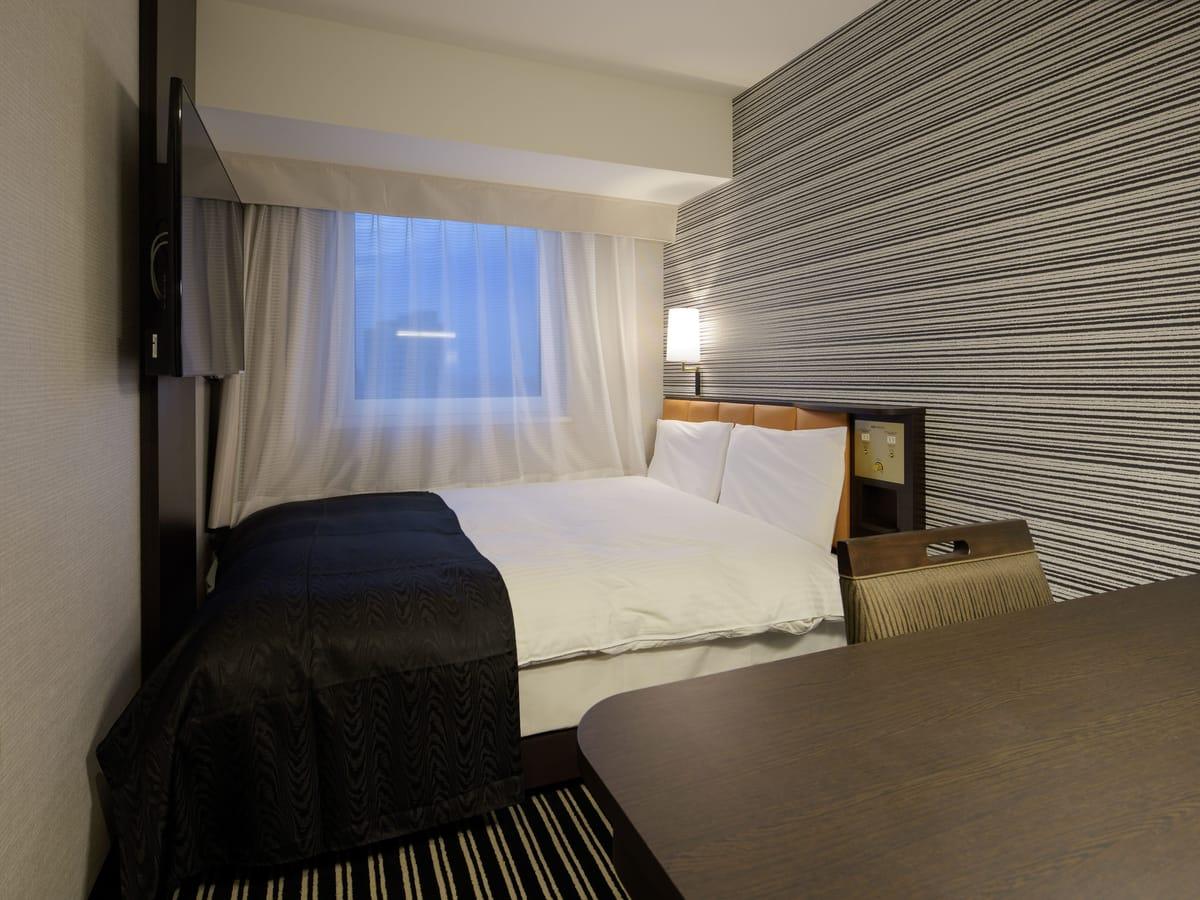アパホテル<御茶ノ水駅北> / 【素泊まり】東京ドームへもアクセス良好!新宿、東京まで乗り換えなし