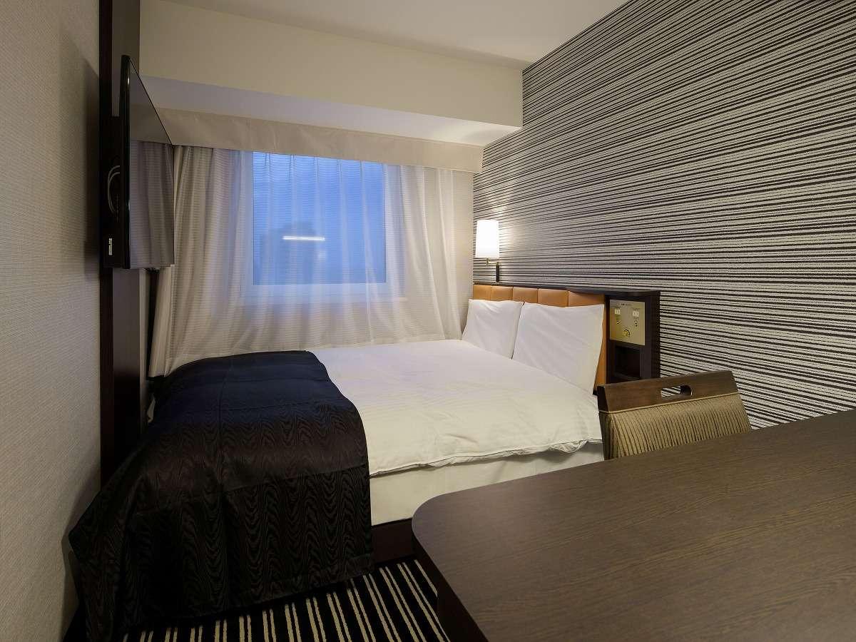 アパホテル&リゾート〈西新宿五丁目駅タワー〉 / □禁煙室□ダブル