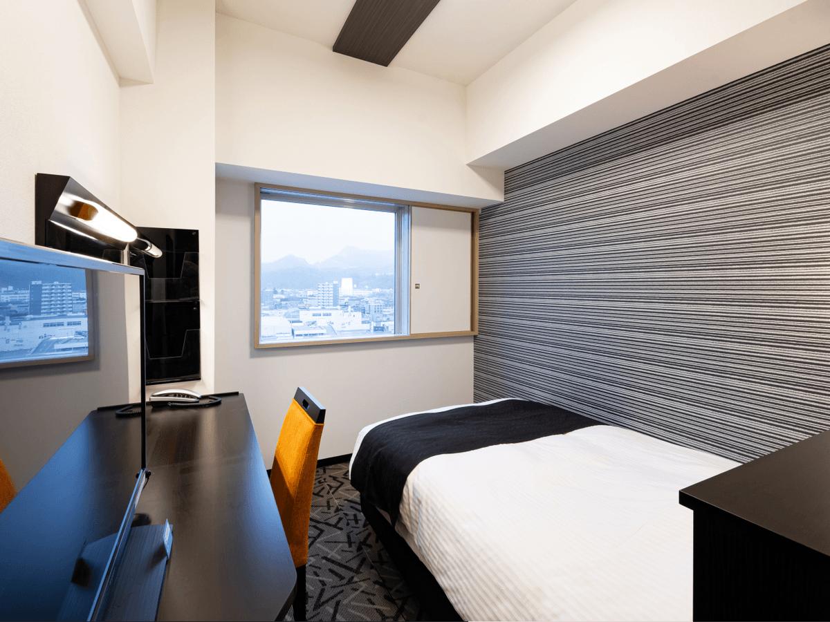 アパホテル&リゾート<札幌> / シングル禁煙室
