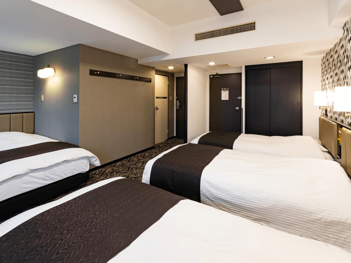 アパホテル&リゾート<札幌> / フォース禁煙室