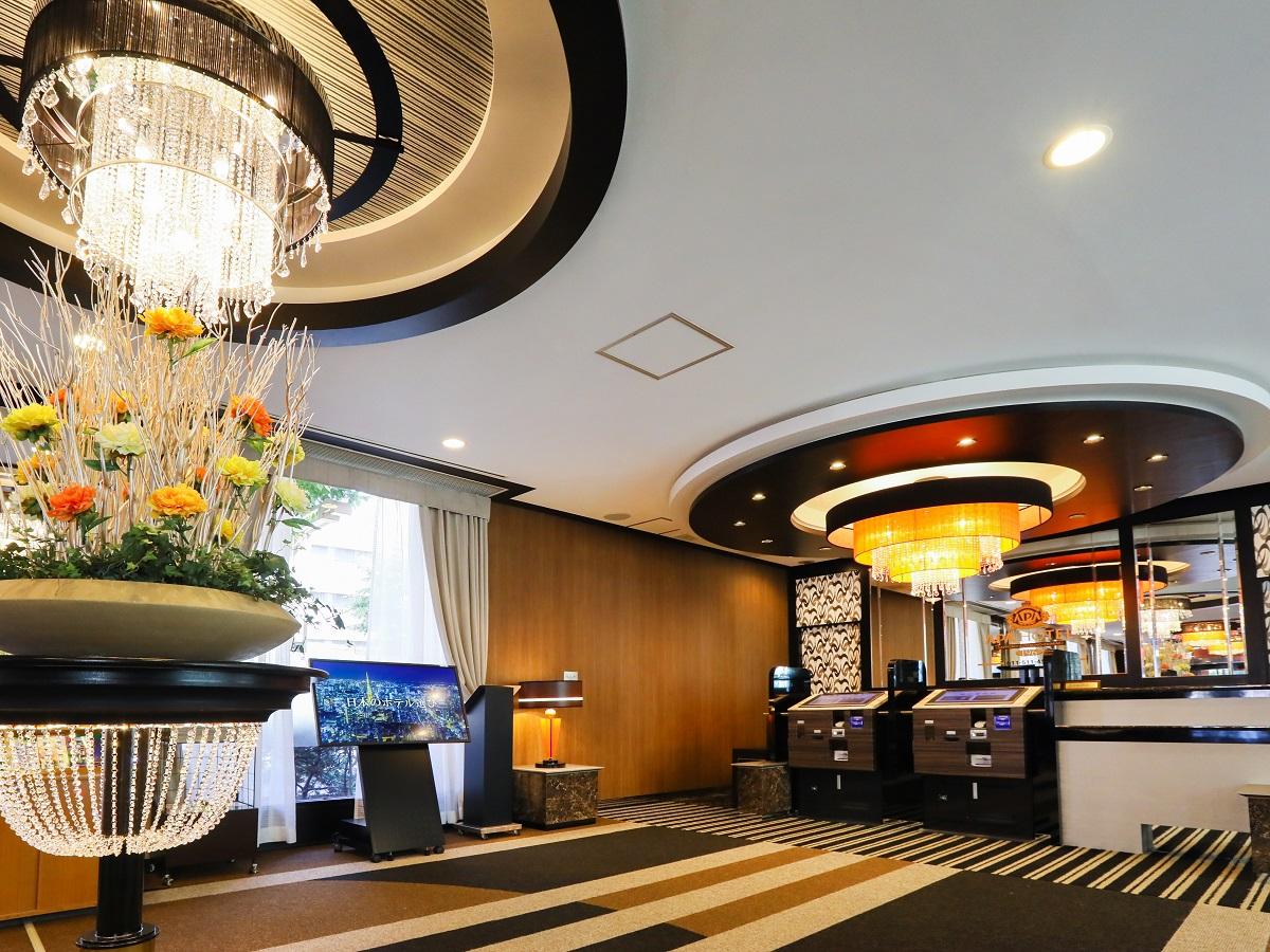 アパホテル<札幌すすきの駅前> / 【素泊まり】地下鉄「豊水すすきの駅」3番出口隣接