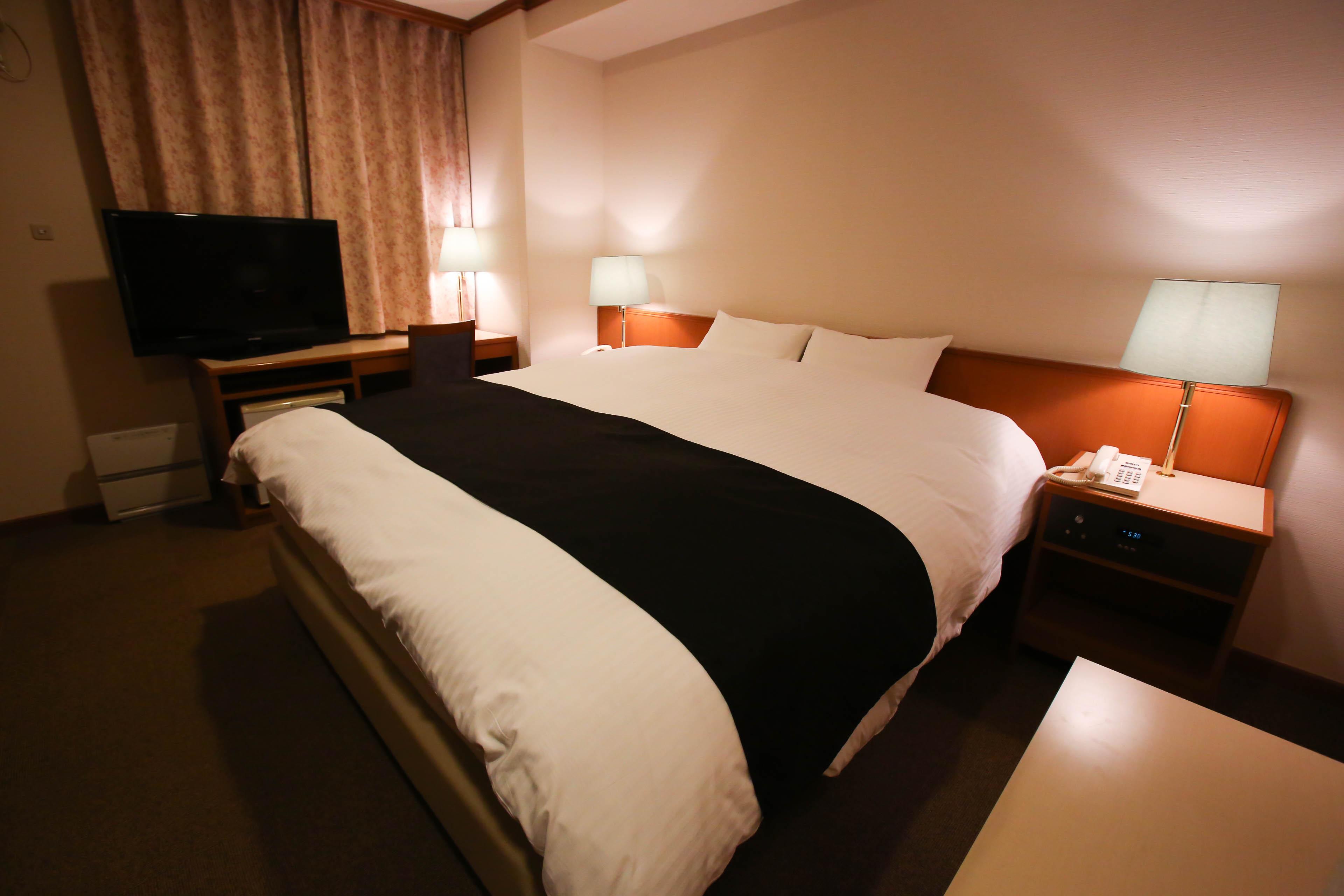 アパホテル<札幌すすきの駅西> / シングル 禁煙室
