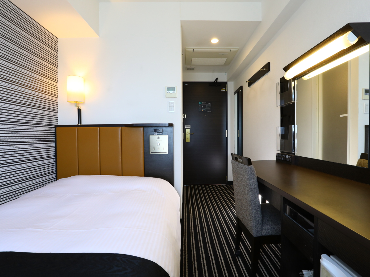 アパホテル<渋谷道玄坂上> シングル 禁煙室