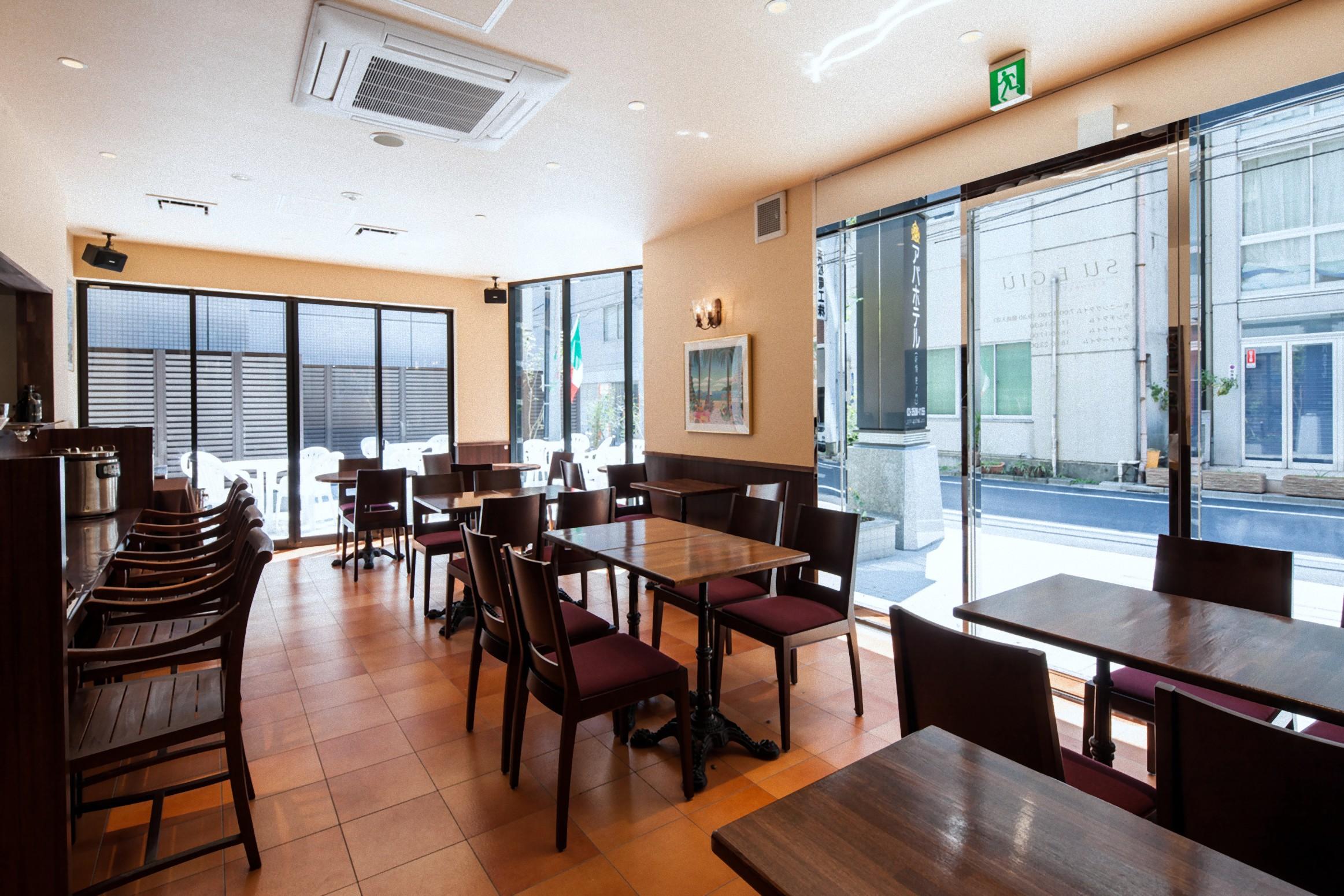 アパホテル<新橋 虎ノ門> / 【朝食バイキング付】1日の始まりは朝食から!活力つけて観光・ビジネスへGO☆