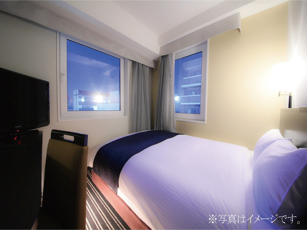 アパホテル〈TKP京急川崎駅前〉 / シングルルーム喫煙室