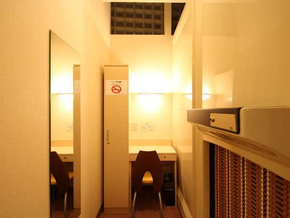 アパホテル<横浜鶴見> 男性専用プライベートキャビン(カプセルルーム)