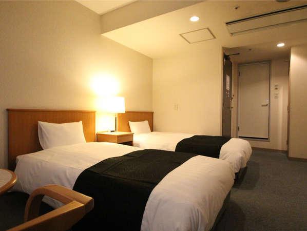 アパホテル<横浜鶴見> / ツイン 喫煙
