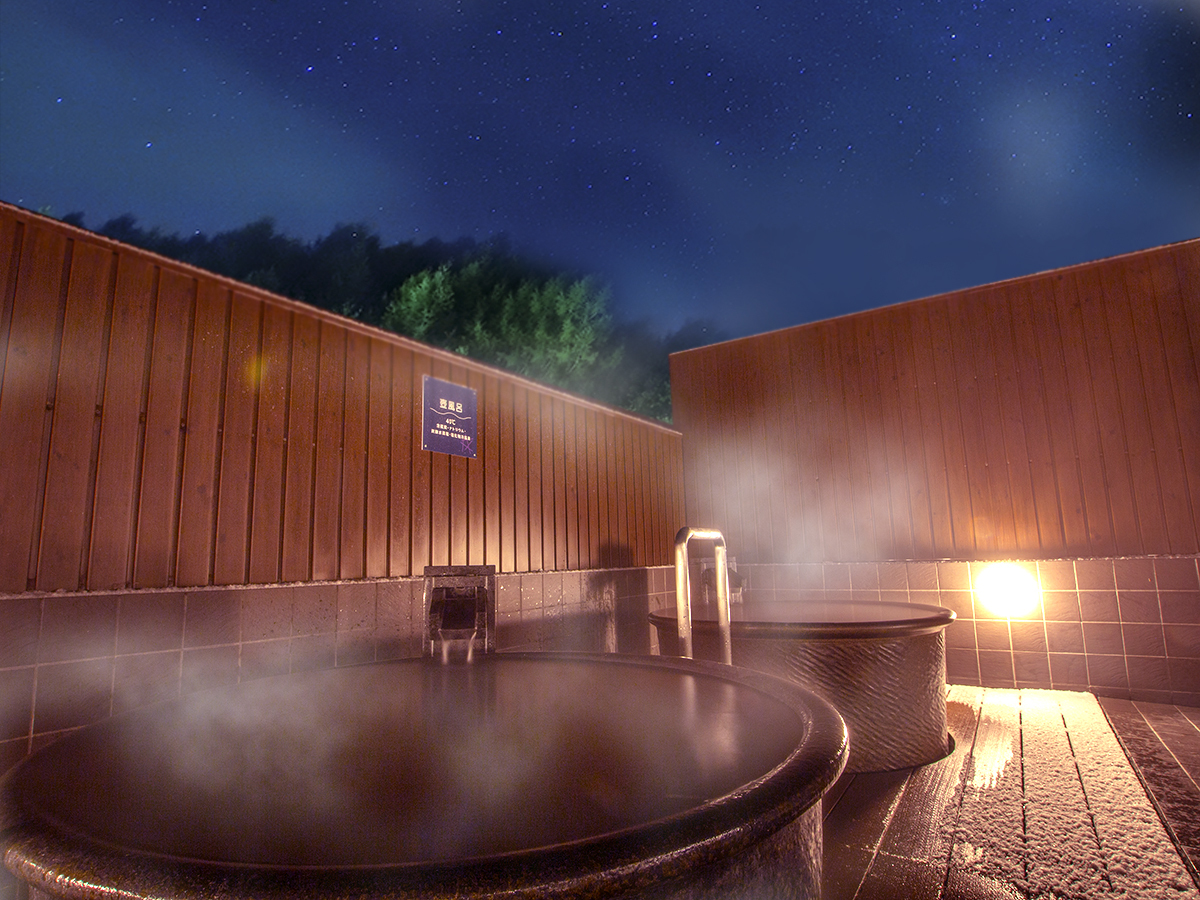 満天の星空を堪能するリゾート 芦別温泉スターライトホテル / 【スタンダードプラン】神内和牛や地物野菜などSORACHI食材を味わう~季節の創作和食コース~