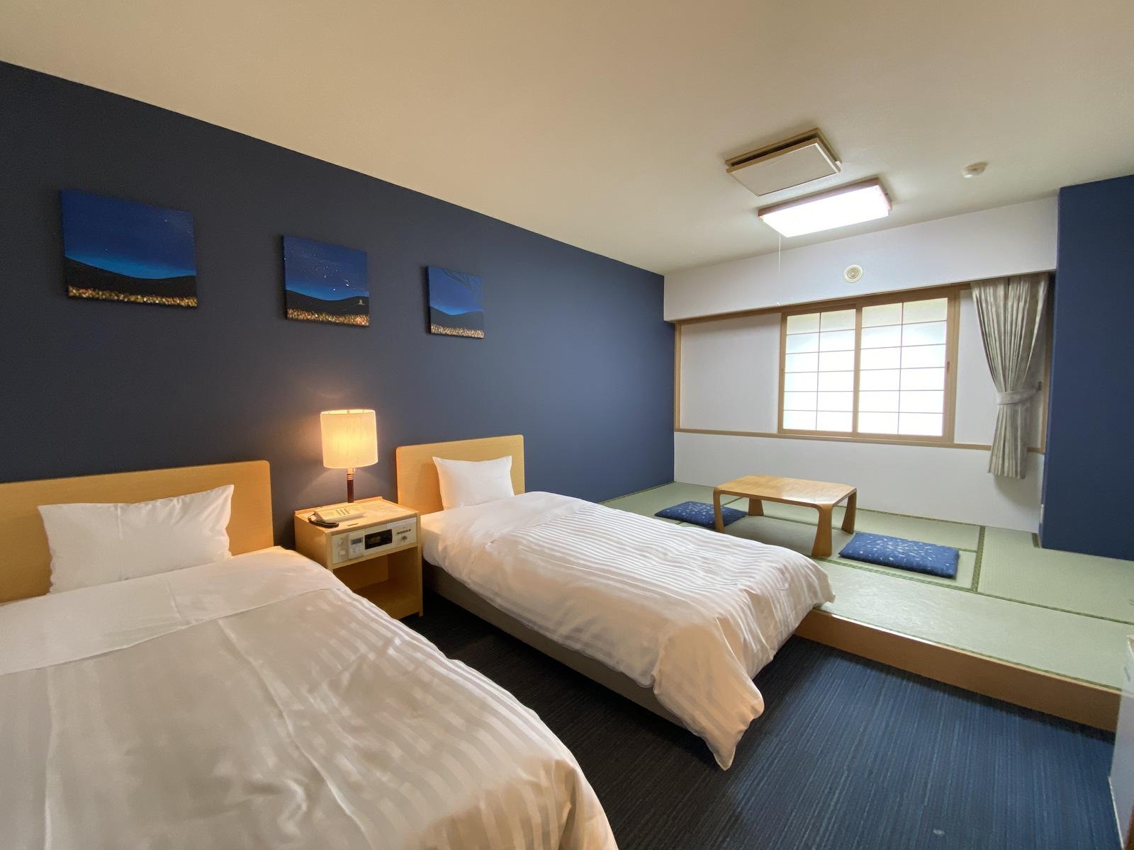 満天の星空を堪能するリゾート 芦別温泉スターライトホテル / ■和洋室■25㎡禁煙