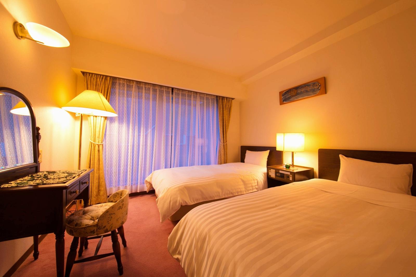 満天の星空を堪能するリゾート 芦別温泉スターライトホテル / ■ジュニアスイート■35㎡禁煙