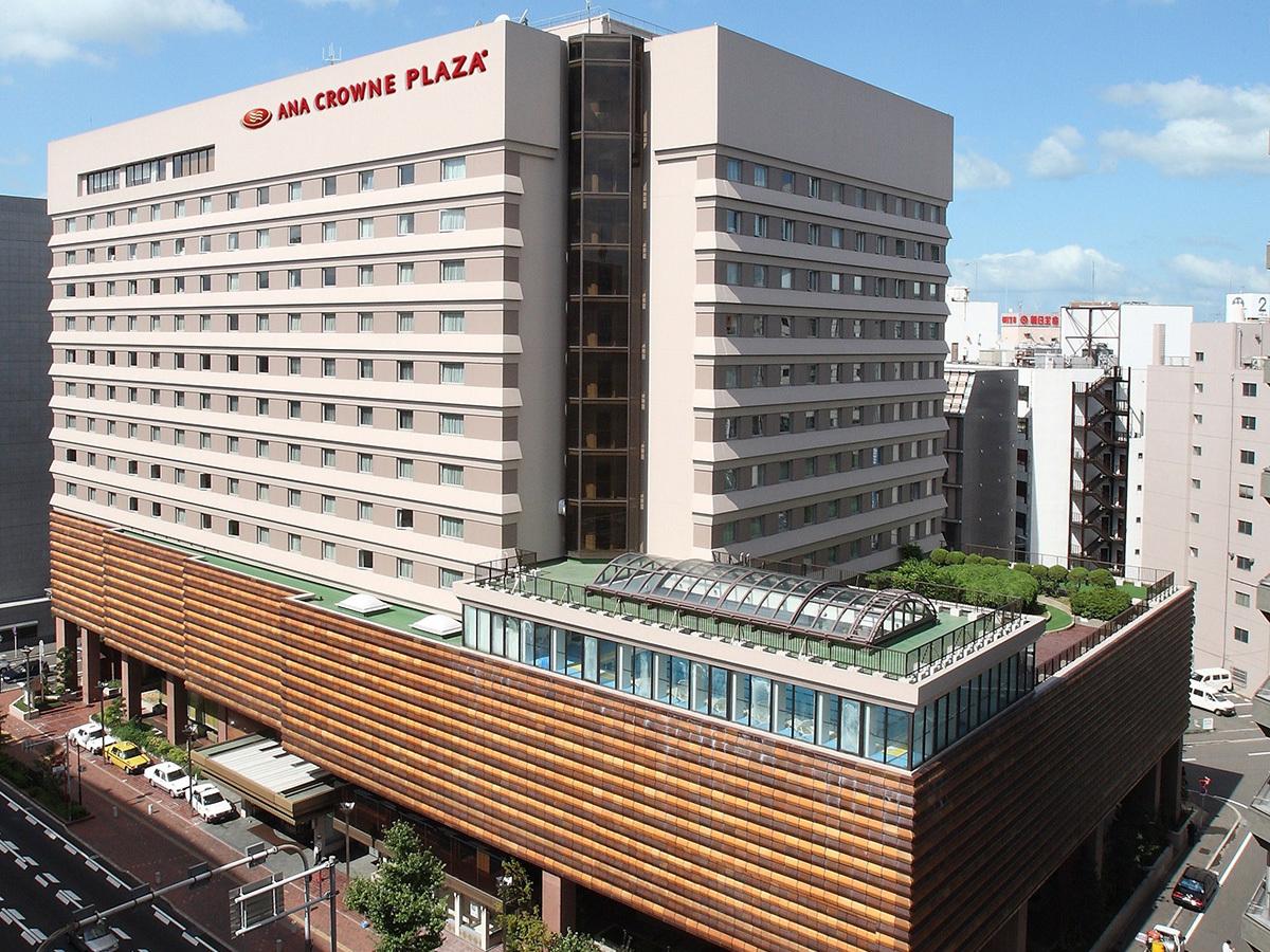 ANAクラウンプラザホテル福岡 / 【朝食付き】ベーシックプラン