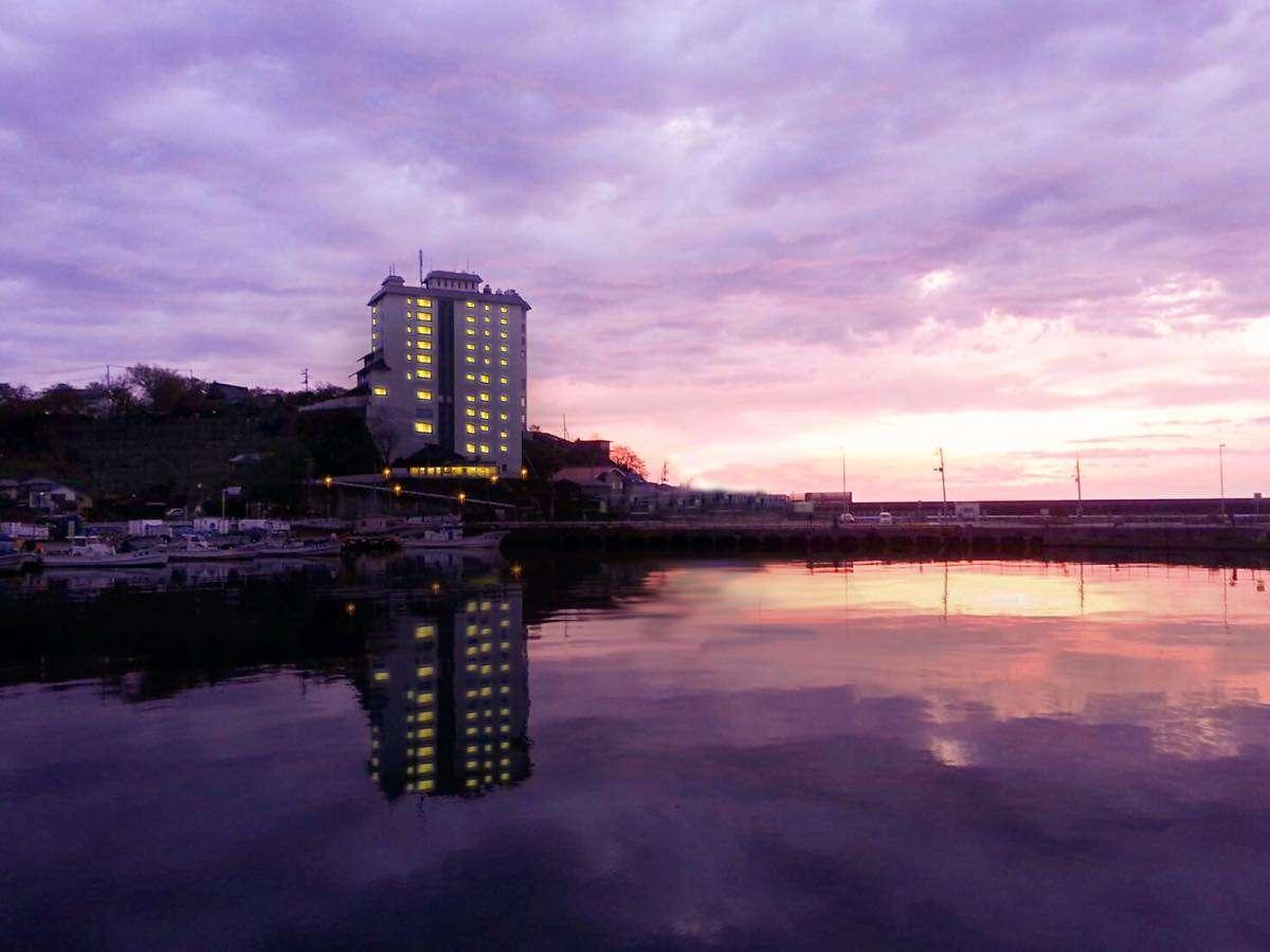 ホテルエリアワン番神岬 / ★朝食付★ビジネス・一人旅応援★日本海に心癒される、番神岬ステイプラン ◎大浴場あり◎