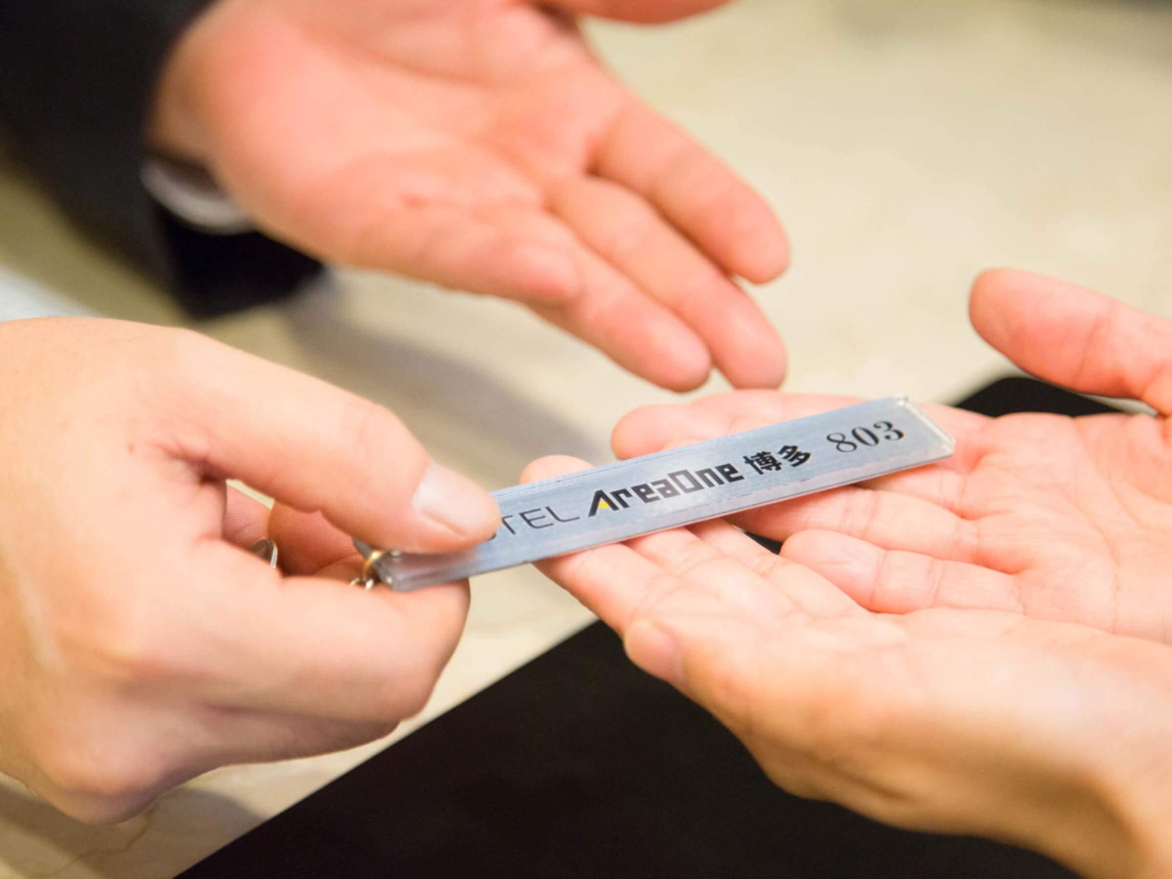 ホテルエリアワン博多 / 【スタンダード】シンプルステイ♪素泊まりプラン