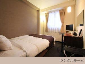 ホテルエリアワン鹿児島 / ◆喫煙シングル (セミダブルベッド 幅120cm)