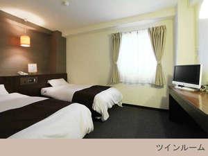 ホテルエリアワン鹿児島 / ◆喫煙ツイン (シングルベッド 幅120cm・110cm 各1台)