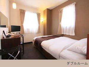 ホテルエリアワン鹿児島 / ◆喫煙ダブル (ダブルベッド 幅135cm)