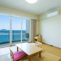 HOTEL AreaOne Koshiki Island / 和室6畳★禁煙・Wifi完備★布団(1~3名)