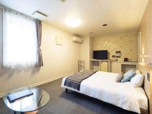 ホテルエリアワン帯広 / ◆禁煙◆シングルルーム【140cmベッド】ゆとりの23平米