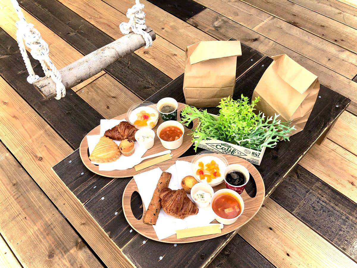 小さなホテル SHIMOKOSHIKI / 【2食付】夕食〈エリアワン特製カレー〉朝食〈パンモーニング〉★1泊2食付きの人気プラン★