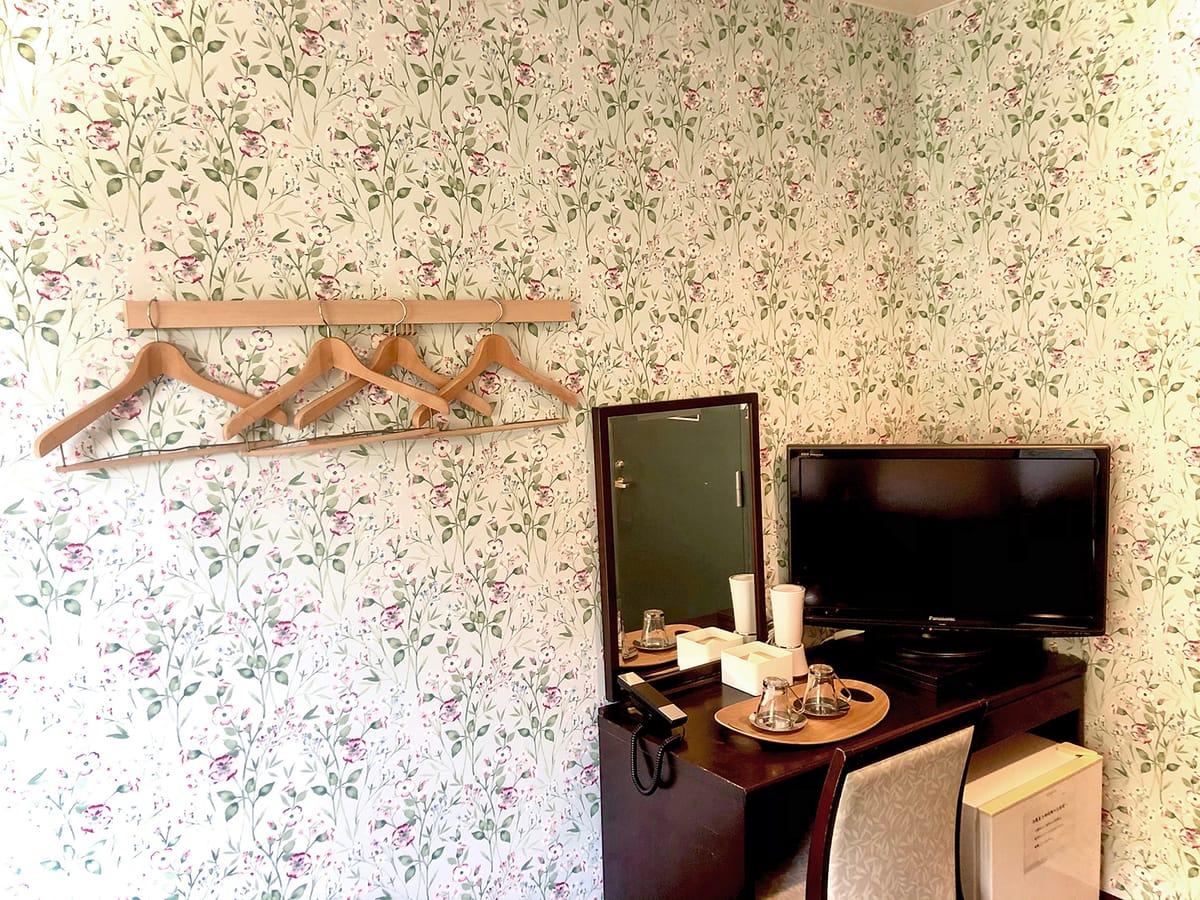 小さなホテル SHIMOKOSHIKI / ツイン★2名【110cm×2台】