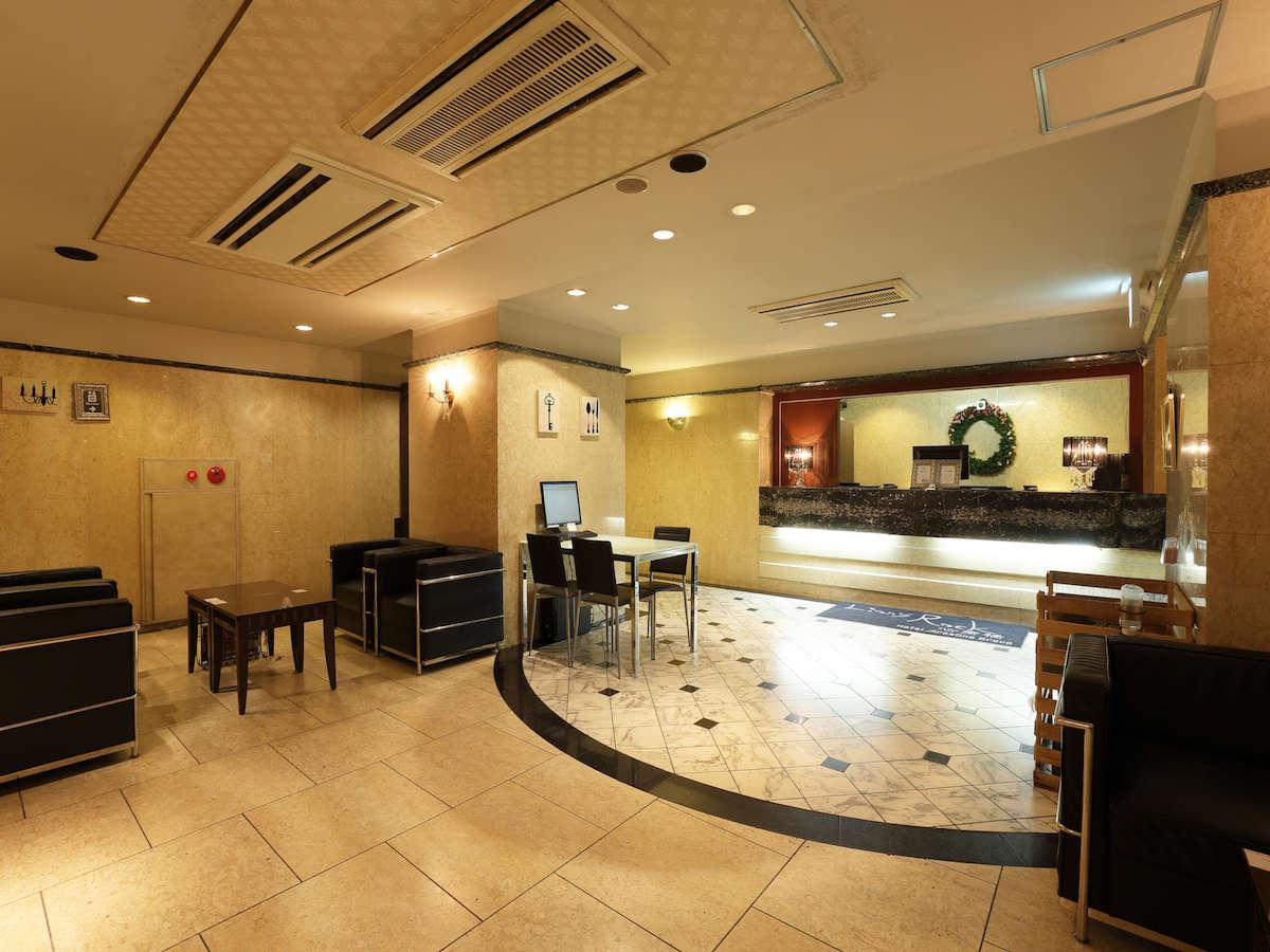 ホテル心斎橋ライオンズロック / 大阪城ホールならここ!女性に大人気なホテル♪