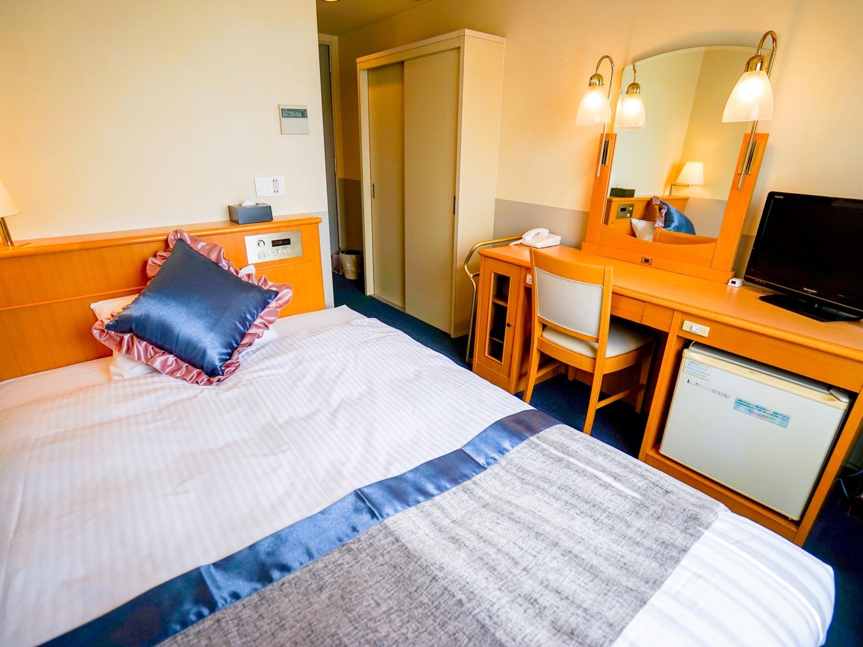 ホテルエリアワン和田山 / 【禁煙室】レギュラールーム 全室WI-FI&LAN無料接続可能