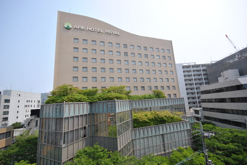 アークホテルロイヤル福岡天神 / ツイン 【喫煙】