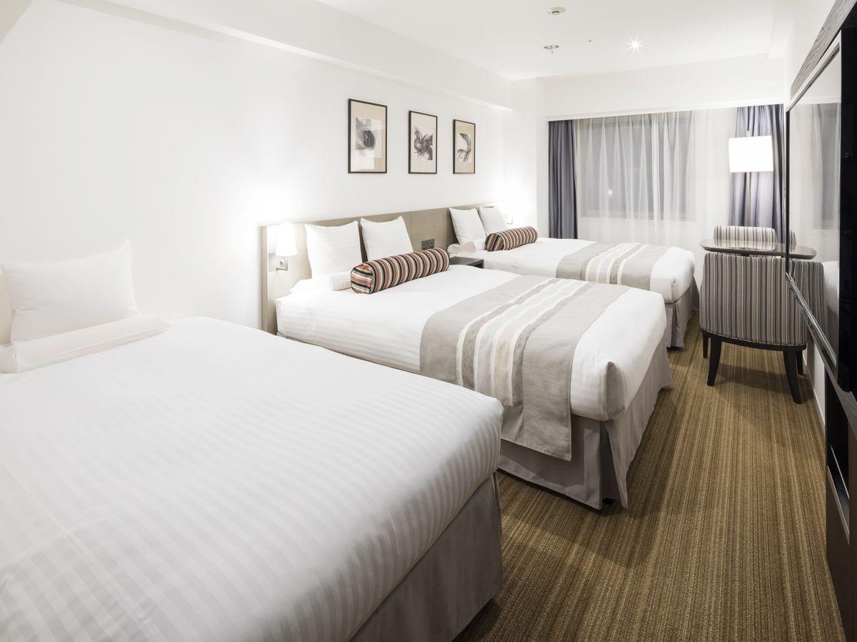 ホテルマイステイズプレミア浜松町 / 【禁煙】デラックスツイン(ベッド幅140cm)