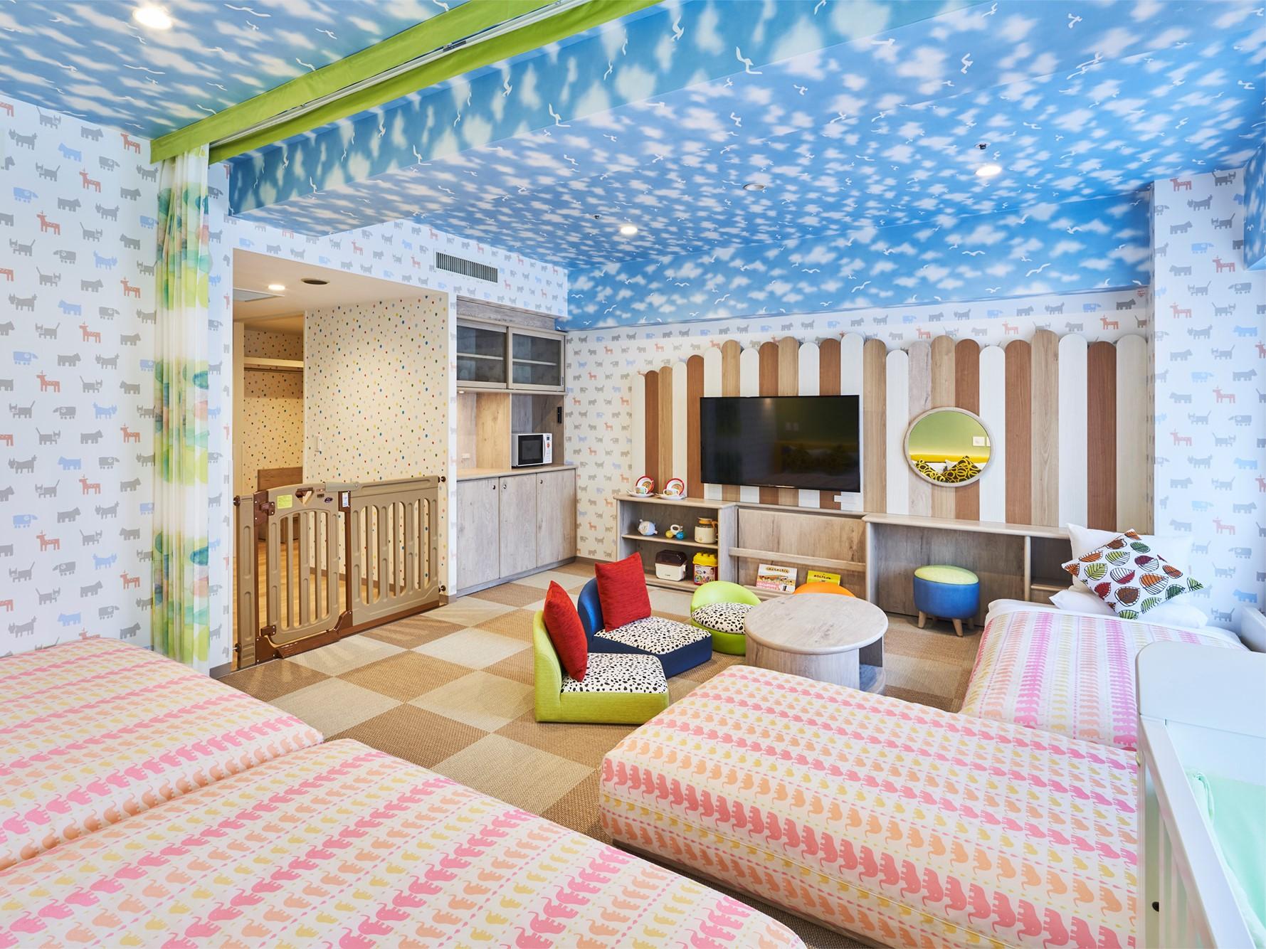 ホテルマイステイズプレミア札幌パーク / 【禁煙】ベビールーム(4階)